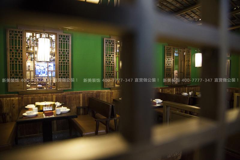 餐厅装修 | 湘满天壹号(后瑞店)