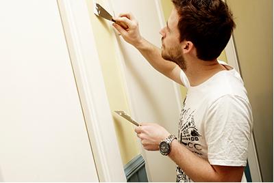 油漆(乳胶漆)施工工艺标准