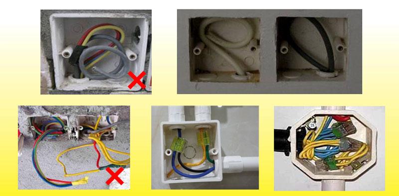弱电与强电间防干扰
