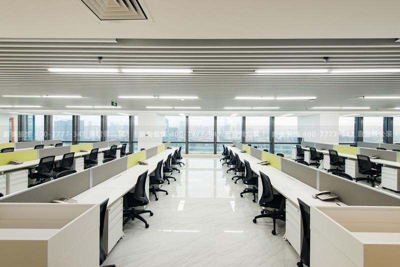 办公室装修 | 波顿集团办公空间