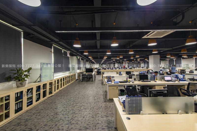 东莞写字楼装修 | 汇美办公空间