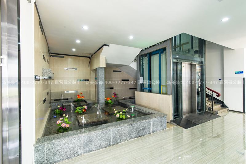 東莞寫字樓裝修 | 景豐辦公空間