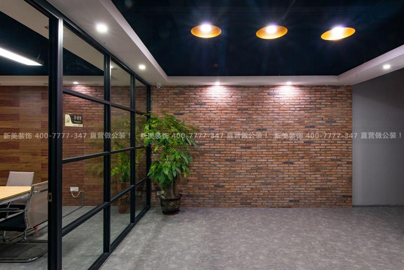 办公室装修   酷迪创新科技办公空间