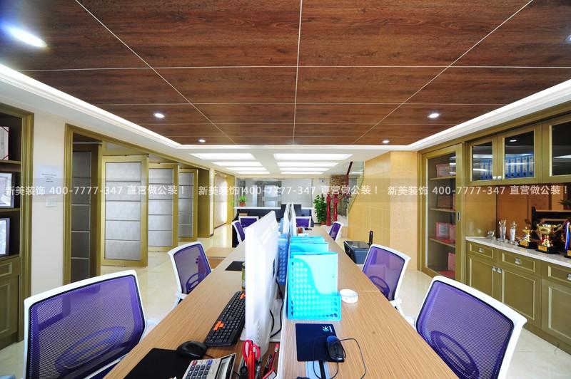 辦公室裝修 | 空間故事 財富鏈辦公空間