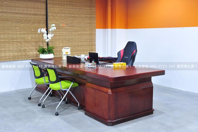 辦公室裝修 | Loft工業風 四十大道辦公空間
