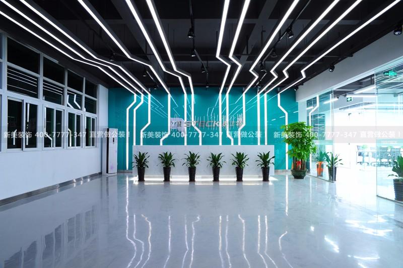 工廠裝修 | 快速高效 泰士特辦公空間
