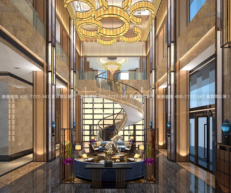 酒店设计 | 宝岛商务酒店