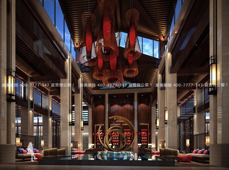 酒店设计 | 石膏山度假酒店