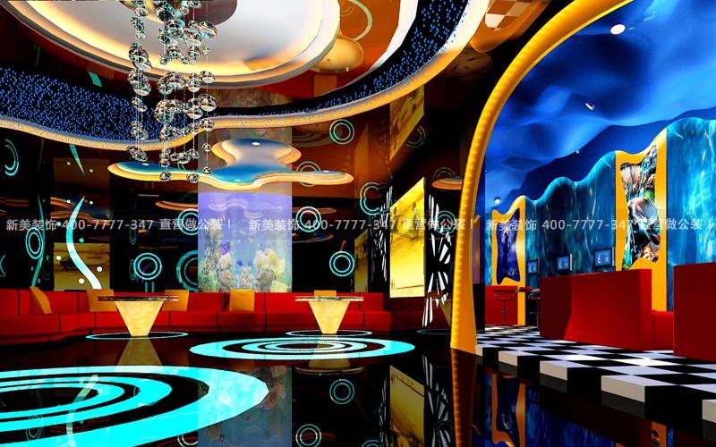 KTV設計   星期八KTV娛樂空間