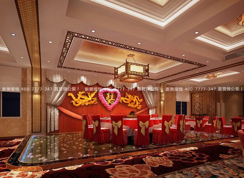 餐厅设计 | 深圳锦城餐厅