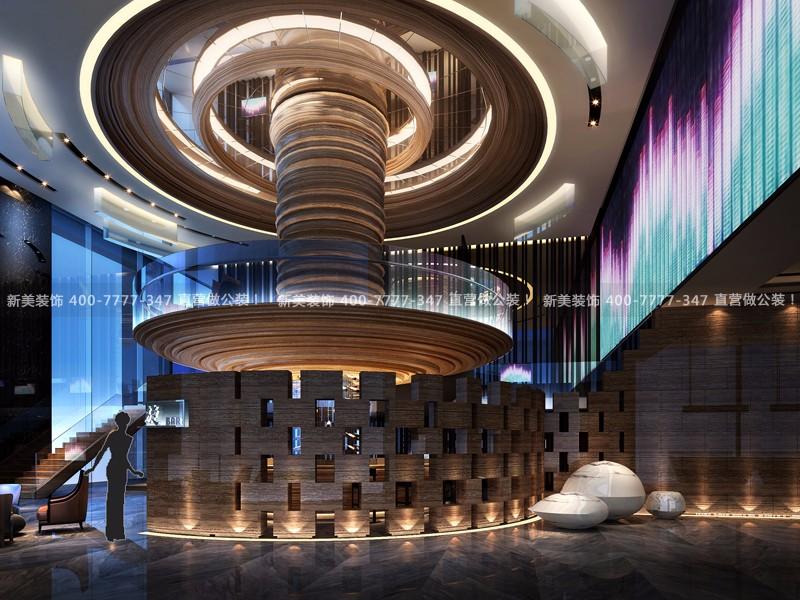 酒店设计 | 温德姆至尊酒店