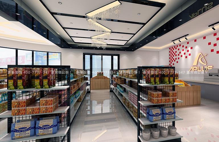 商品购物中心装修 | 园洲APLUS跨境商品直购中心