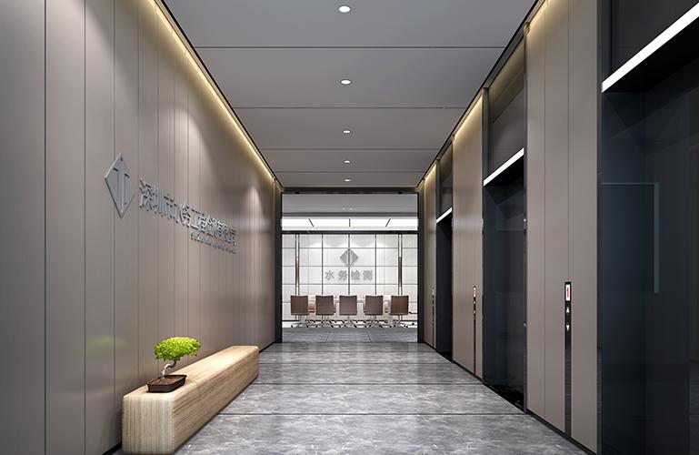 深圳办公室装修 | 深圳市水务工程检测有限公司