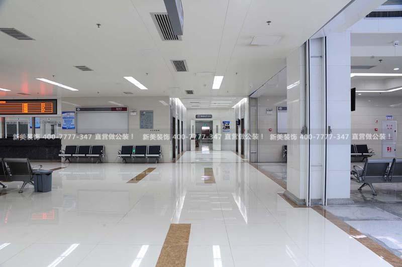 医院装修 | 温暖洁净 中医药大学金沙洲医院
