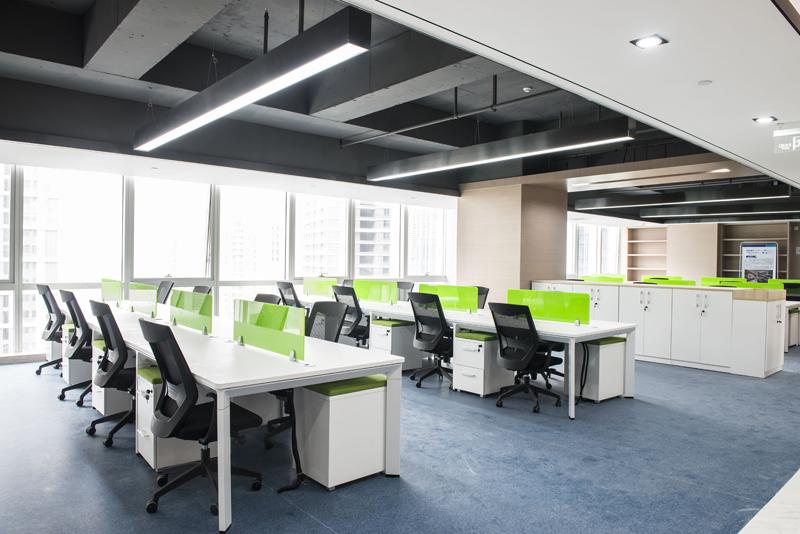 深圳办公室装修如何将污染降到最小