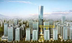 【新饰界】新美集团创意助力济南高新打造智慧商务中心展区