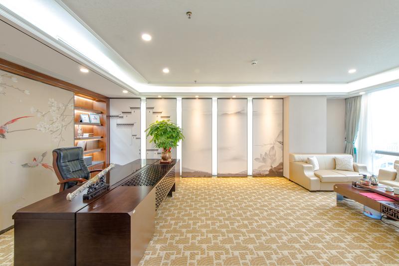 深圳办公室装修如何用植物去除异味?