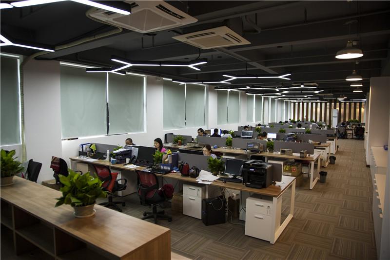 专业的装修设计公司能为企业提升工作效率和品牌影响力